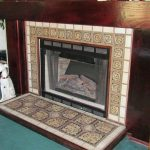 tulsa fireplace tile
